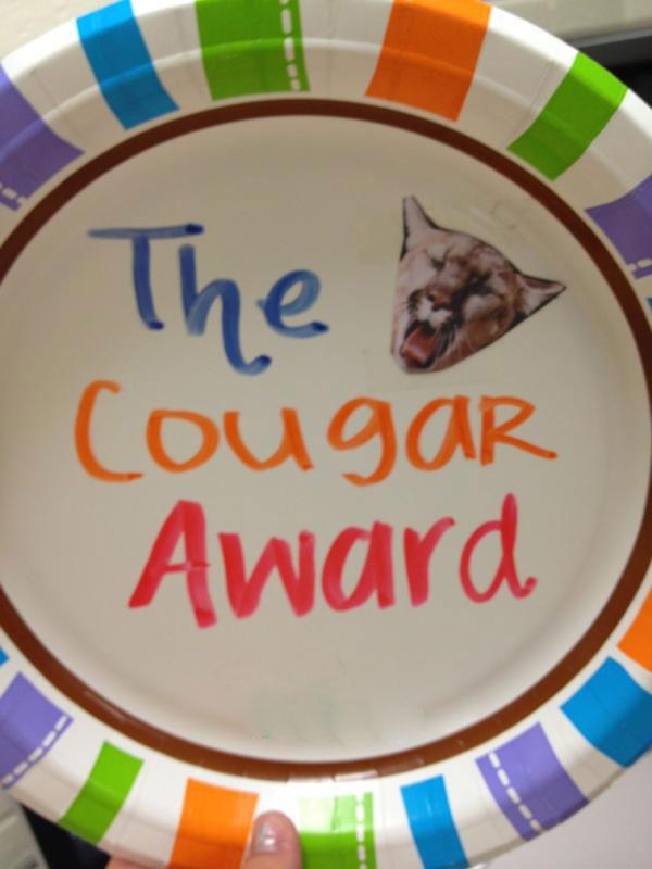 funny award ideas  paper plate awards