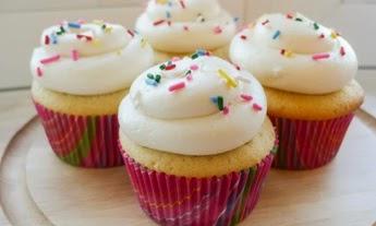 cara membuat cupcake vanilla enak