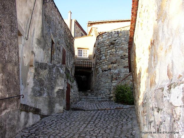 Montpeyroux, Puy-de-Dôme.