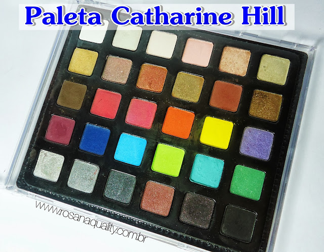 Paleta Catharine Hill