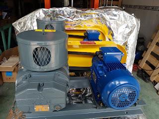 cung cấp độc quyền máy thổi khí kfm