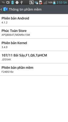 Tiếng Việt LG F240S alt