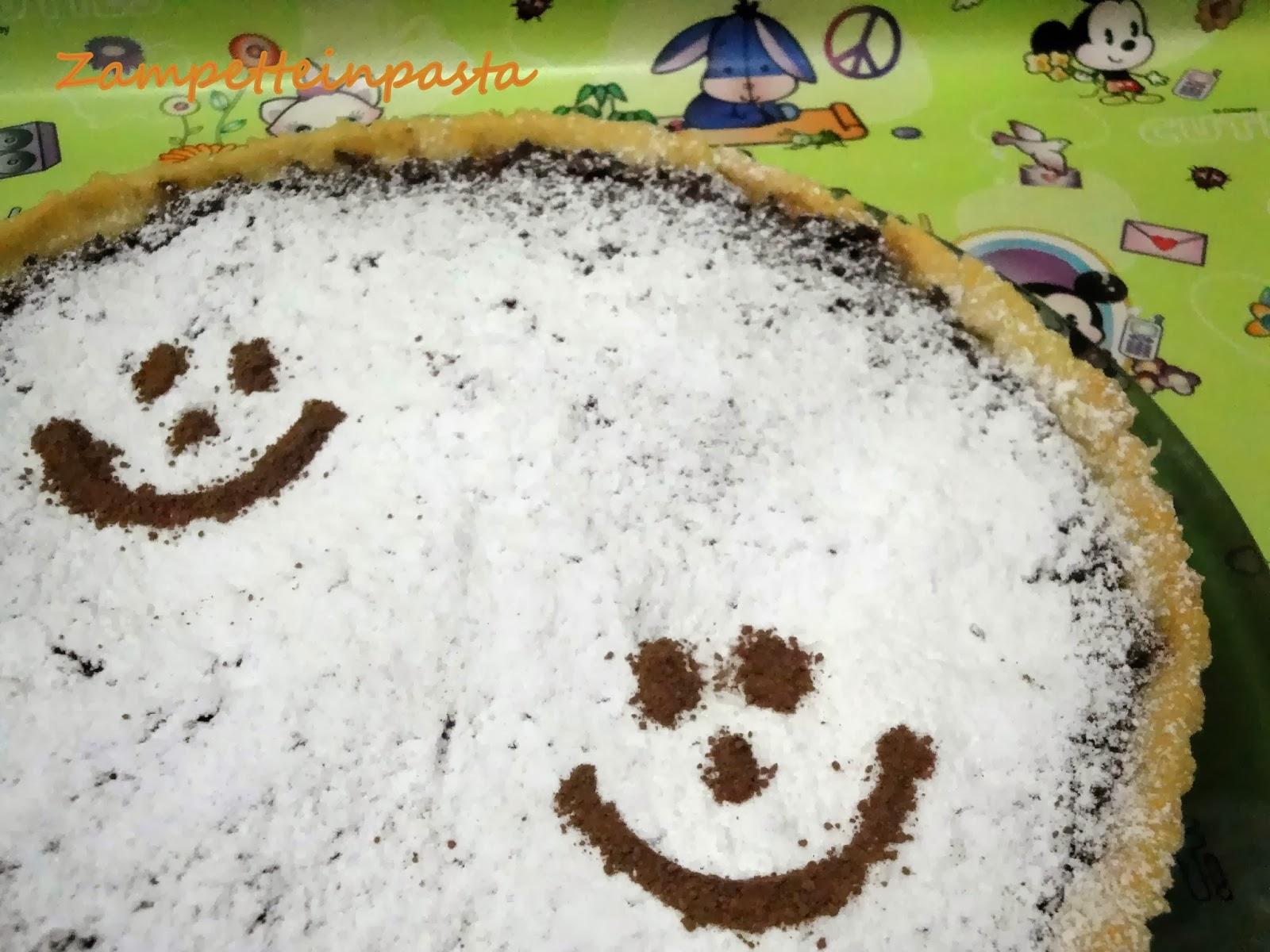 Crostata di pandoro - Come utilizzare il pandoro avanzato