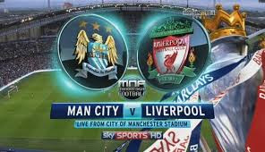 What Live TV Man City vs Liverpool Online Stream