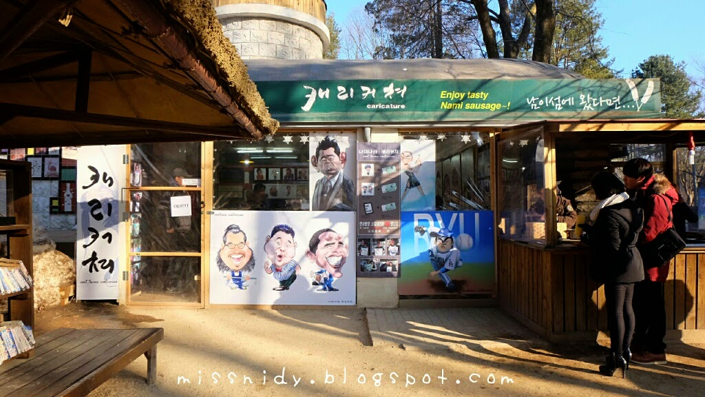 jalan-jalan ke nami island di korea selatan