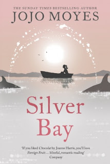 SILVER BAY - BOOK COVER