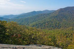 Virginia hikes for social distancing