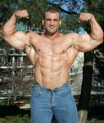 David Dust Featured Bodybuilder Alfonso Del R 237 O