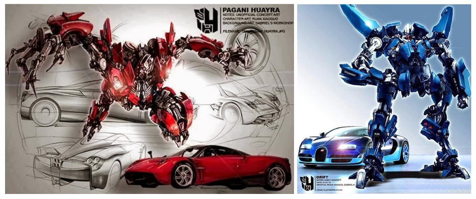 transformers 4 pagani autobot - #traffic-club