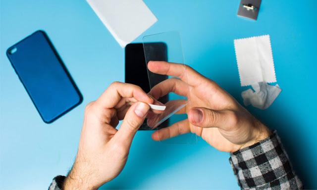 4 Tips Memilih Anti Gores/Guard Screen HP Berkualitas Dan Tahan Lama