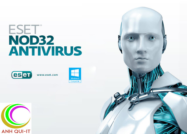 (Antivirus)  ESET NOD32 Antivirus