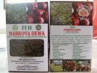 Khasiat Teh Mahkota Dewa Teh Herbal Salama Nusantara untuk kesehatan
