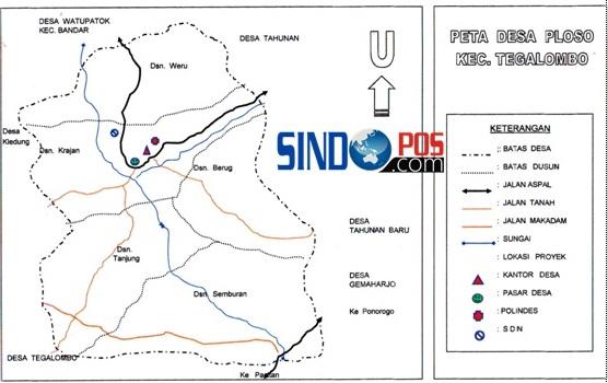 Profil Desa & Kelurahan, Desa Ploso Kecamatan Tegalombo Kabupaten Pacitan