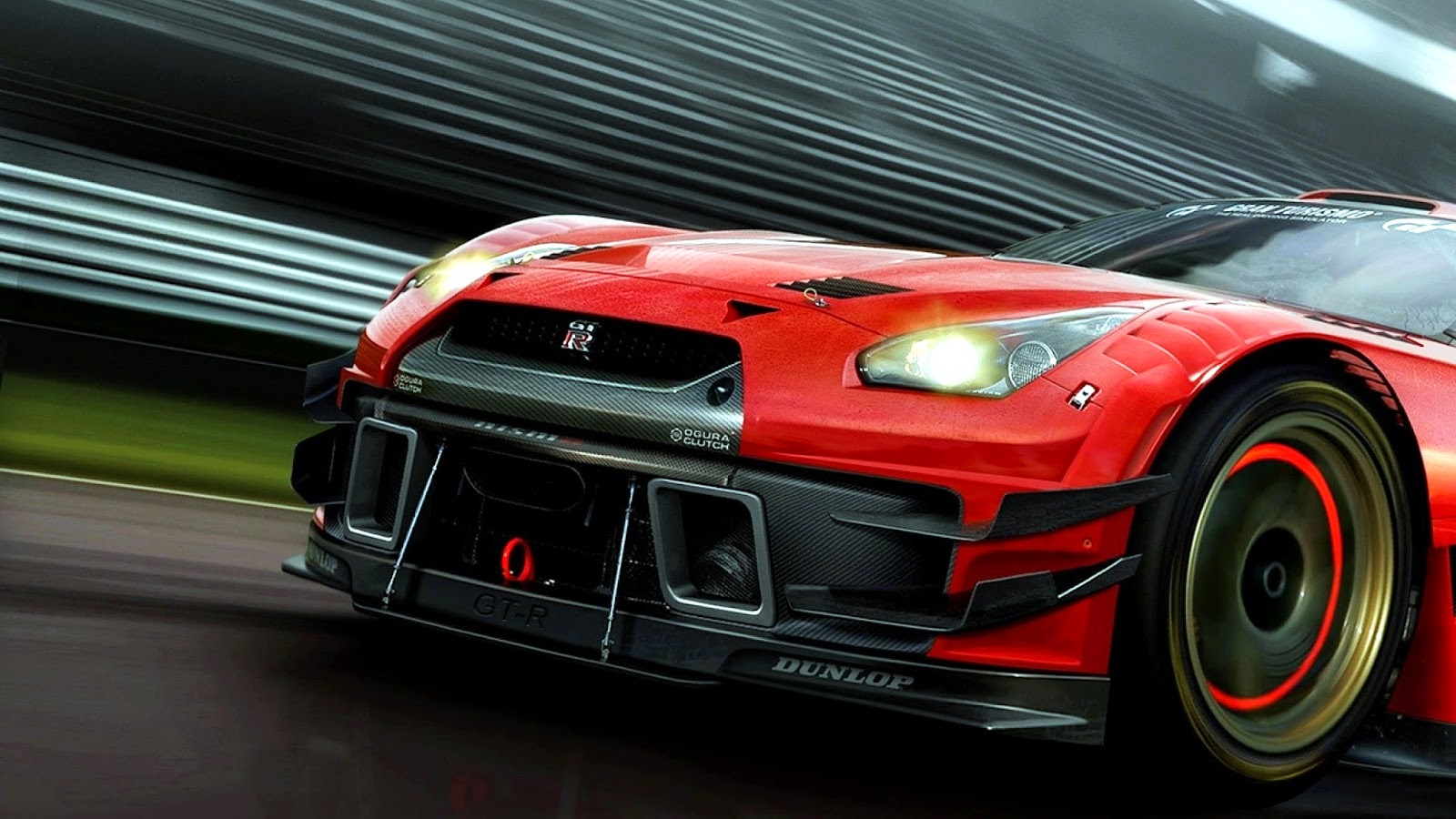 Cars Wallpapers: Nissan GTR - Wallpaper Hd
