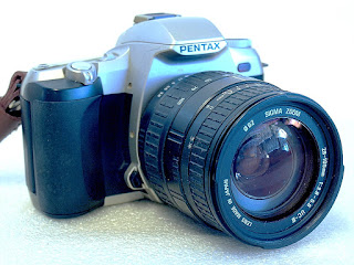 Pentax MZ-7, Sigma 28-105mm F3.8~5.6 UC III Aspherical IF