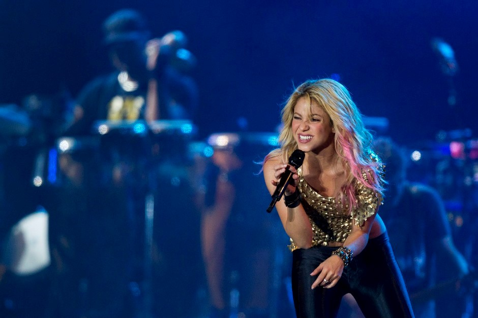 Shakira já tem nova data marcada para Portugal