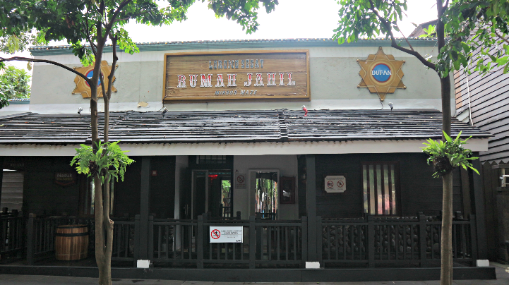 Rumah Jahil Dufan 2018