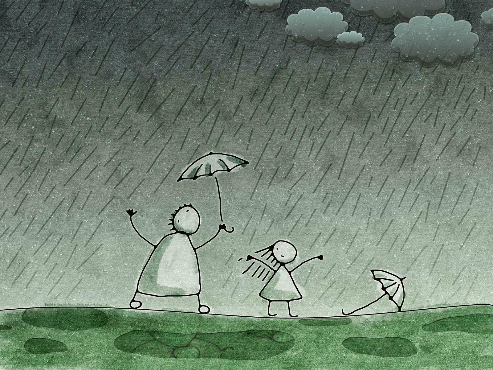 Koleksi 63  Gambar Animasi Bergerak Hujan Deras  Free Downloads