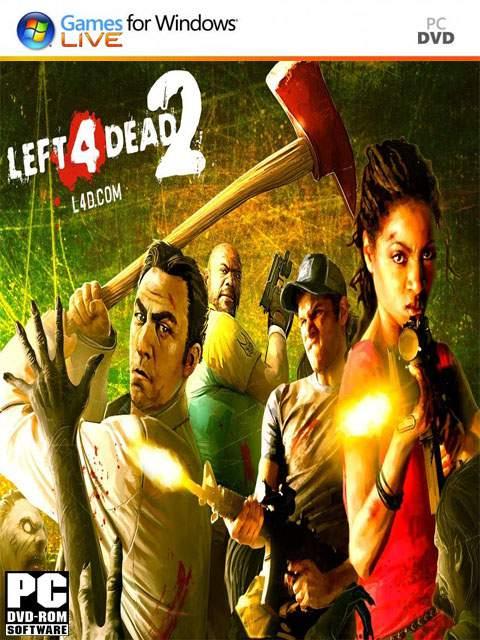 تحميل لعبة Left 4 Dead 2 مضغوطة كاملة بروابط مباشرة مجانا