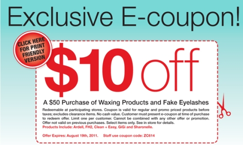 False eyelashes coupon - Joanns coupons 50 off entire purchase