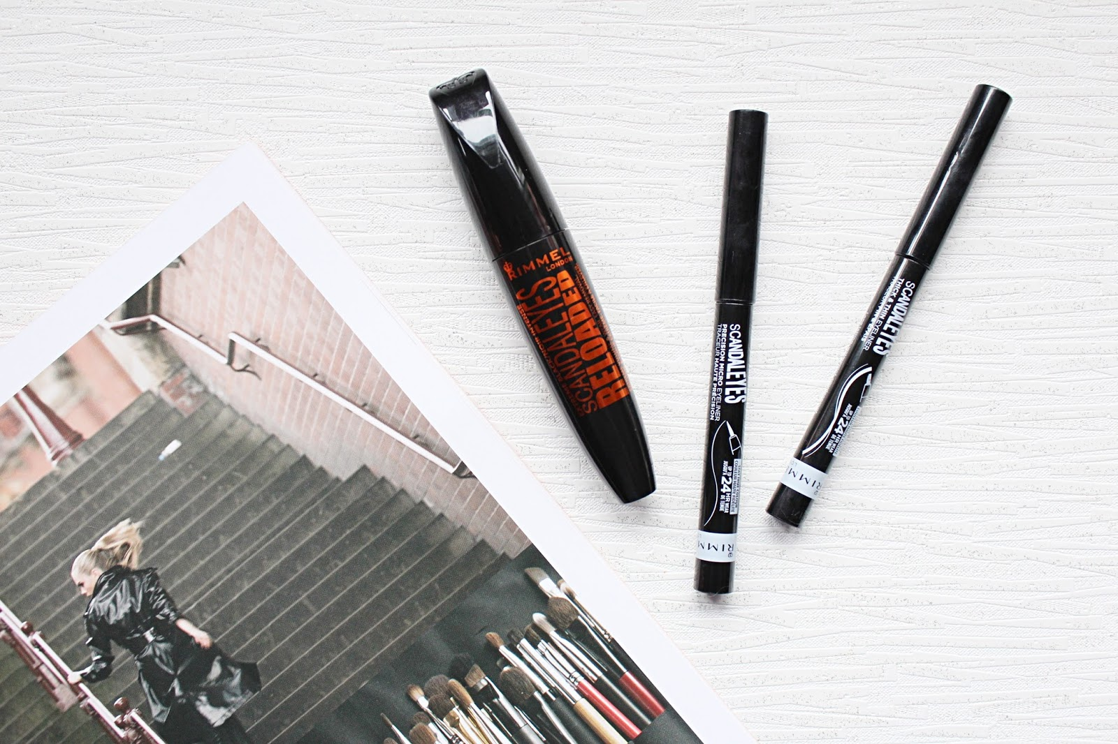Rimmel London Scandaleyes Liners & Mascara