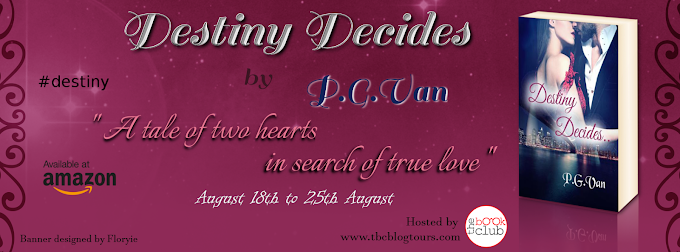 Blog Tour: DESTINY DECIDES by P.G. Van