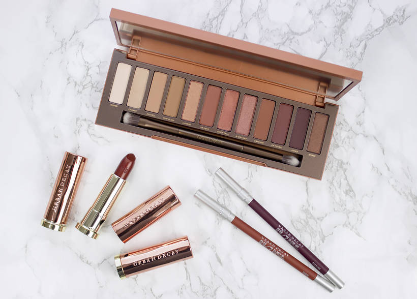 Urban Decay Naked Heat Collection Review & Swatches!