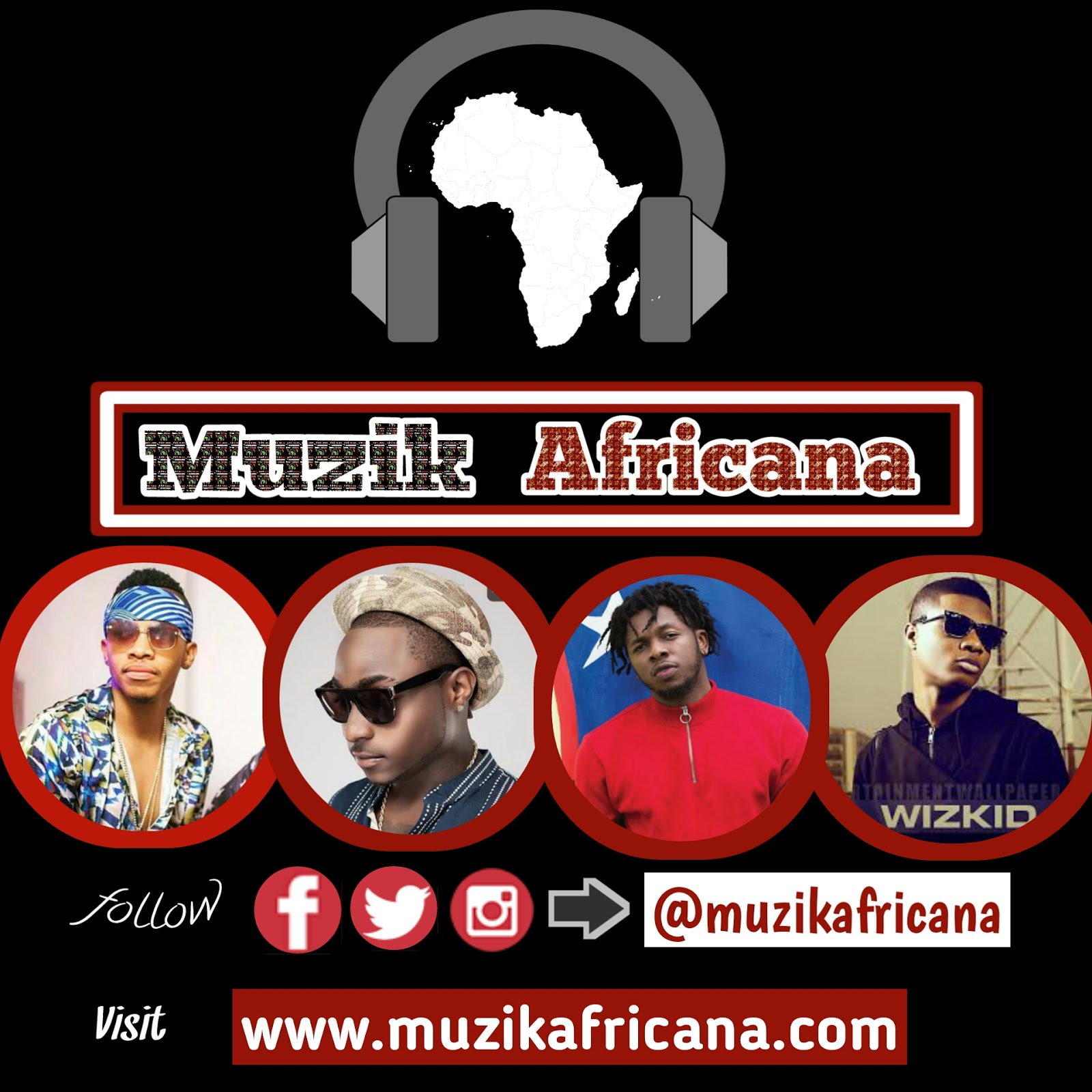 Upload Your Songs To Muzik Africana