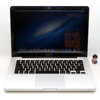 MacBook Pro 13-inchi Core2Duo Di Malang