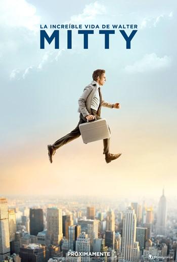 La Increible Vida De Walter Mitty DVDRip Latino