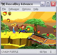 Emulador GBA Rascal Boy Advance