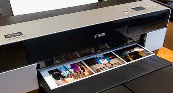Epson L1800 for Photography