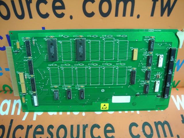 FISHER ROSEMOUNT COMMON RAM CARD REV.N DH7201X1-A1 / 39A299DX132