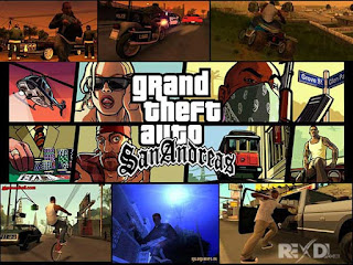 تحميل GTA San Andreas مهكره