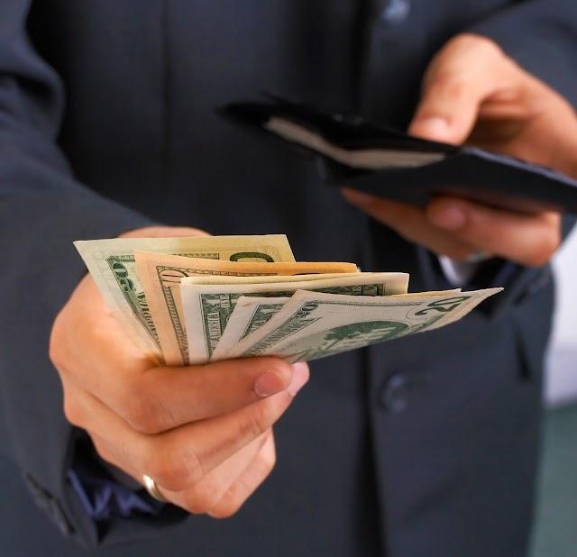 Income Adsense 5 Angka WOW