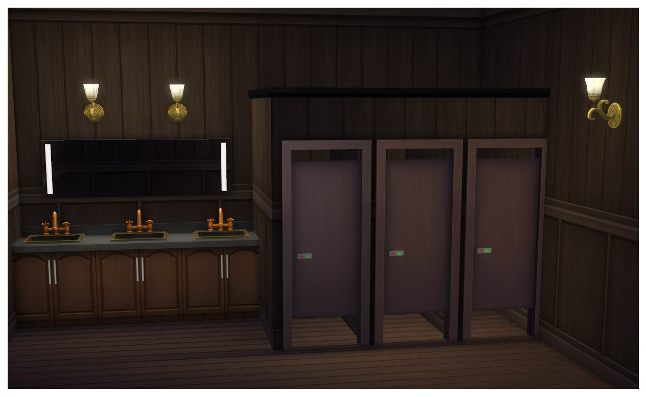 My sims 4 blog simple toilet stall door by menaceman44 for Stall in bathroom