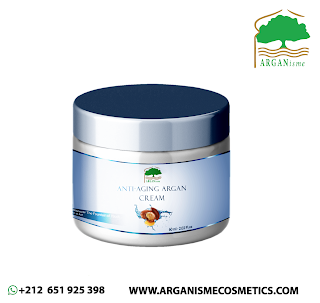 Anti-Aging Argan Oil Cream - Wholesale supplier