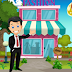Games4King - Funny Businessman Rescue