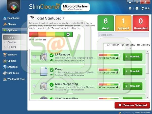 SlimCleaner Plus (Falso optimizador)