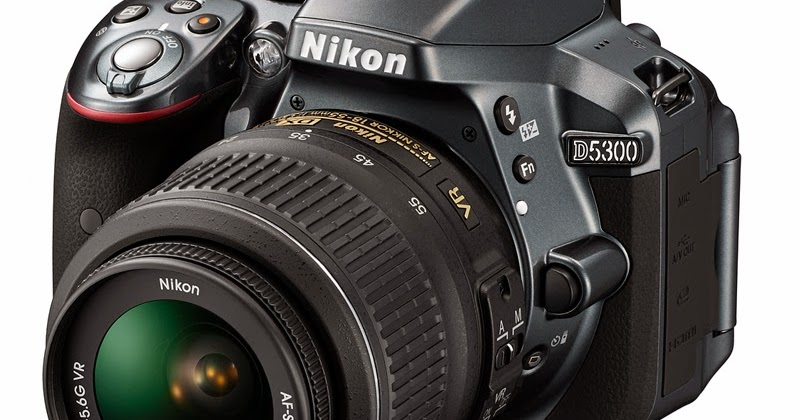 Nikon D5300 Kit 18-55mm Deal Price, Reviews and