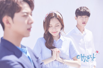 MY FIRST LOVE / LONGING HEART (2018)