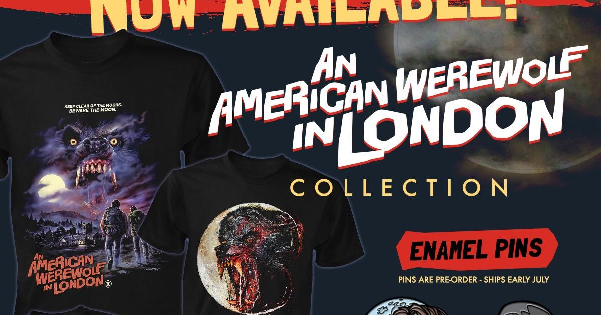 50c172dd123 Fright-Rags Has American Werewolf In London