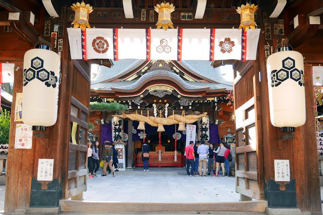 櫛田神社、福岡