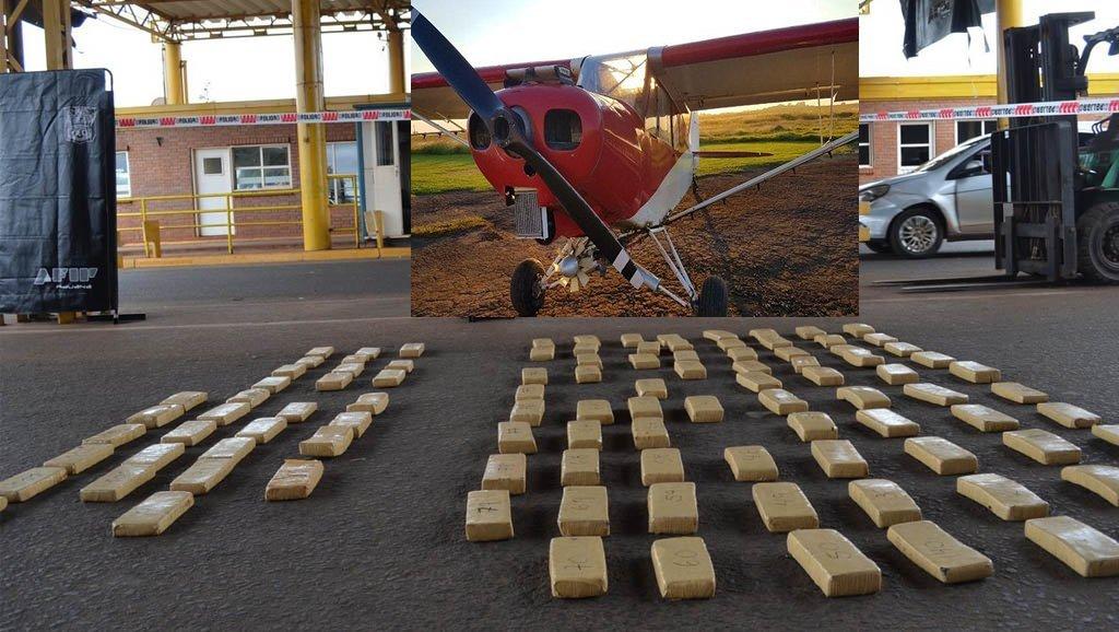 """Operativo """"El señor de los cielos"""" deja 11 personas detenidas por traficar drogas en avionetas"""