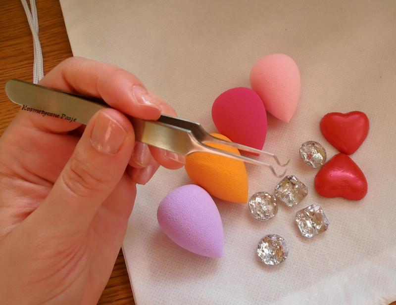 szczypce do usuwania wągrów blog kosmetyczny
