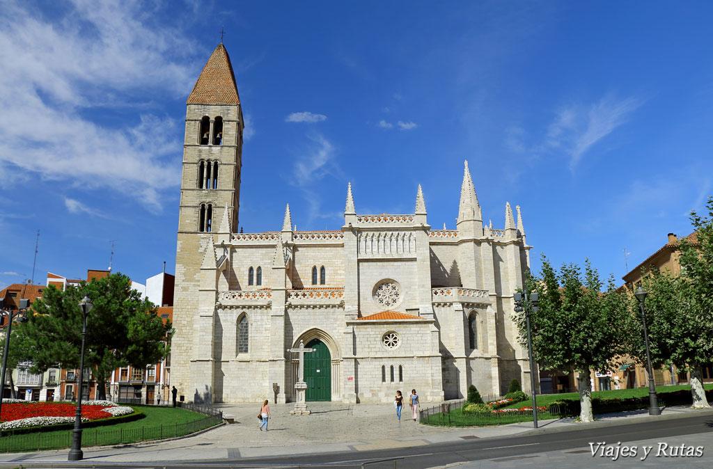 Qué ver en Valladolid: Santa María de la Antigua,