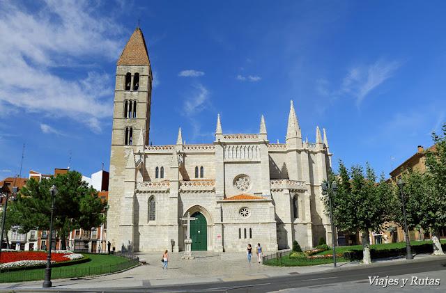 Santa María de la Antigua, Valadolid