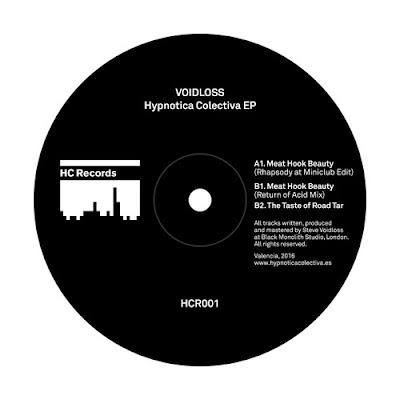 Promo: Voidloss a cargo de la primera referencia de Hypnotica Colectiva Records