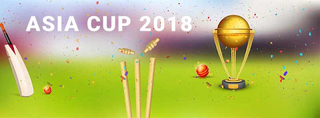 asiacup2018matchschedule.blodspot.com provides you all information about upcoming asia cup 2018. all the details like Asia cup live cricket score, Asia cup 2018 match list, Asia cup 2018 match schedule, Asia cup 2018 date and time, Asia cup 2018 time table, Asia cup 2018 cricket time table, Asia cup 2018 fixtures Asia cup 2018 latest news, Asia Cup 2018 Teams Squads, Sri Lanka Team Squad - Asia Cup 2018, Indian Team Squad - Asia Cup 2018, Pakistan Team Squad - Asia Cup 2018, Bangladesh Team Squad - Asia Cup 2018, United Arab Emirates Team Squad - Asia Cup 2018, Afghanistan Team Squad - Asia Cup 2018, Asia Cup 2018 Tickets Bookings and Asia cup 2018 teams has been given.