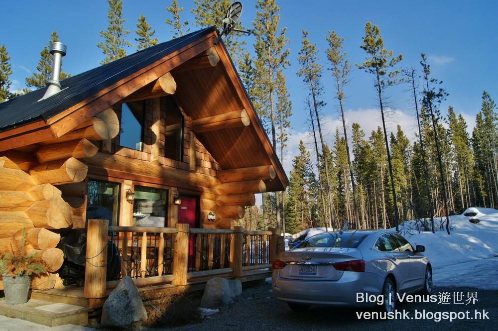 Yukon Pines Cabin